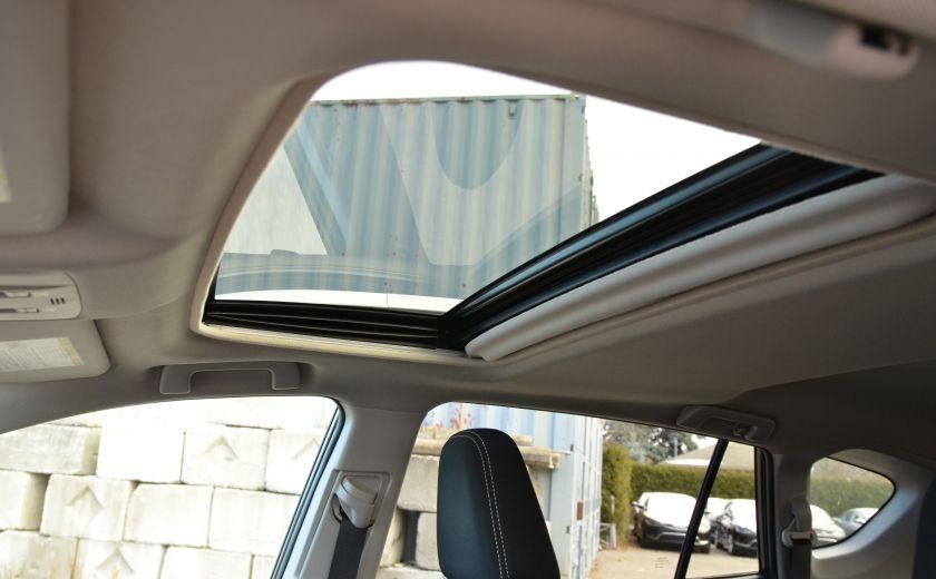 2015 Toyota Rav 4 XLE A/C NAV SIEGES CHAUFFANT TI SAT BLUETOOTH CRUI #11