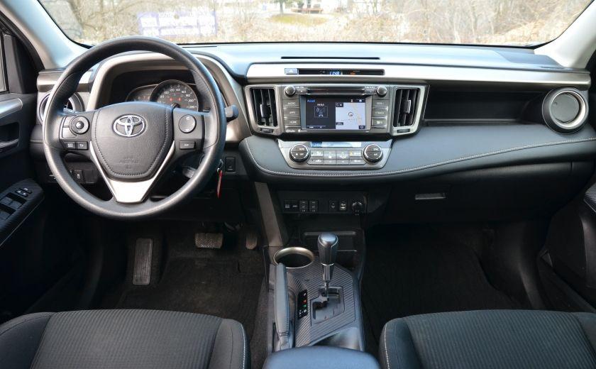 2015 Toyota Rav 4 XLE A/C NAV SIEGES CHAUFFANT TI SAT BLUETOOTH CRUI #12