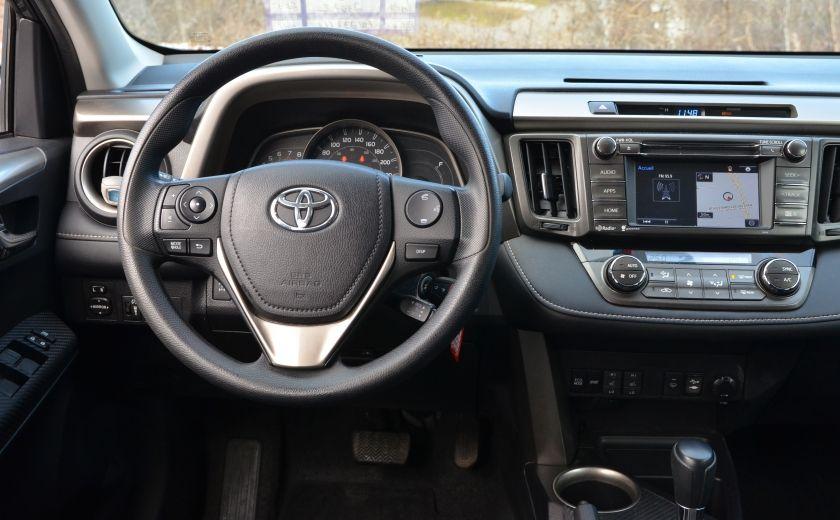 2015 Toyota Rav 4 XLE A/C NAV SIEGES CHAUFFANT TI SAT BLUETOOTH CRUI #13
