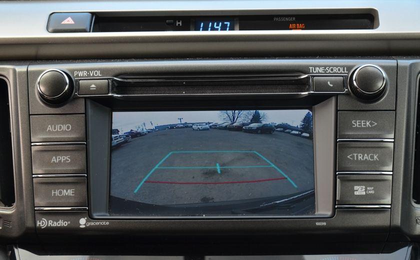 2015 Toyota Rav 4 XLE A/C NAV SIEGES CHAUFFANT TI SAT BLUETOOTH CRUI #18