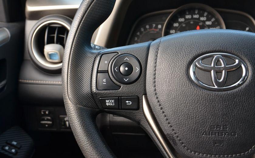 2015 Toyota Rav 4 XLE A/C NAV SIEGES CHAUFFANT TI SAT BLUETOOTH CRUI #22