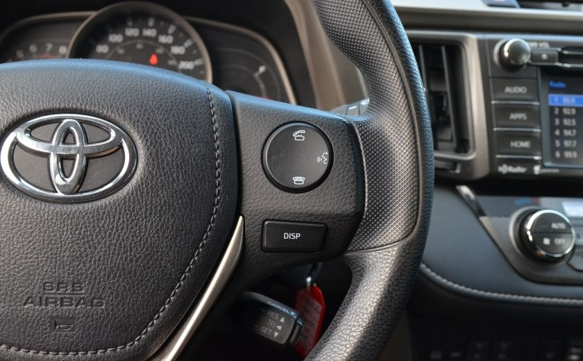 2015 Toyota Rav 4 XLE A/C NAV SIEGES CHAUFFANT TI SAT BLUETOOTH CRUI #23