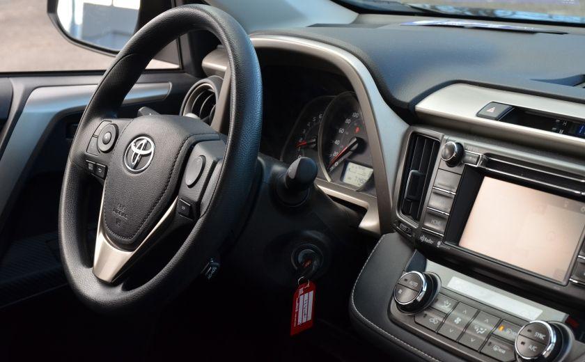 2015 Toyota Rav 4 XLE A/C NAV SIEGES CHAUFFANT TI SAT BLUETOOTH CRUI #32