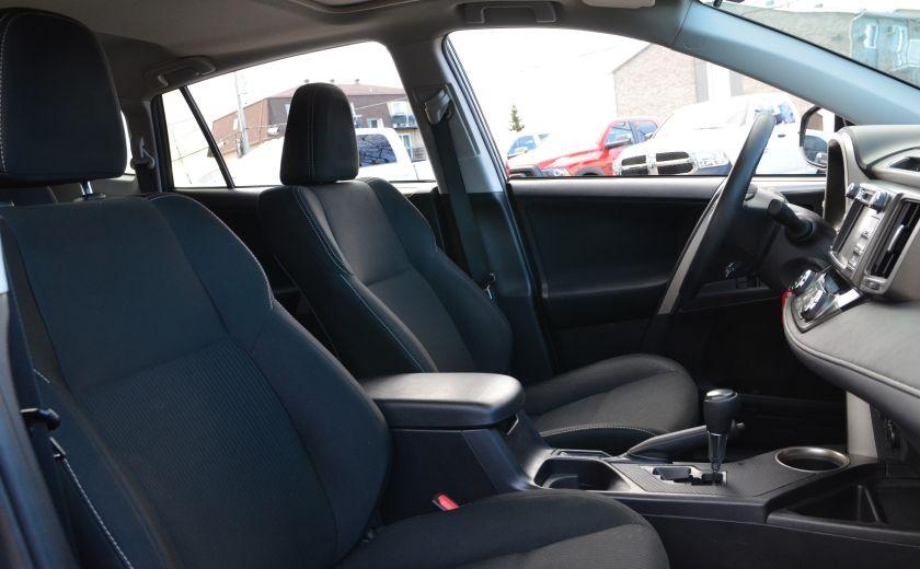 2015 Toyota Rav 4 XLE A/C NAV SIEGES CHAUFFANT TI SAT BLUETOOTH CRUI #34
