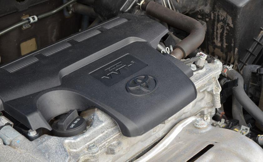 2015 Toyota Rav 4 XLE A/C NAV SIEGES CHAUFFANT TI SAT BLUETOOTH CRUI #36