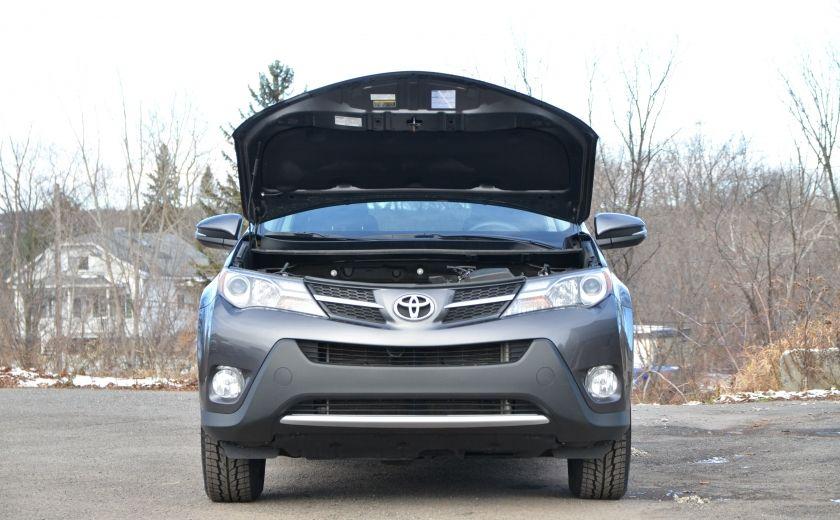 2015 Toyota Rav 4 XLE A/C NAV SIEGES CHAUFFANT TI SAT BLUETOOTH CRUI #38