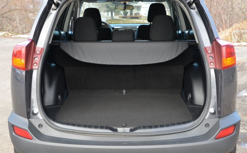 2015 Toyota Rav 4 XLE A/C NAV SIEGES CHAUFFANT TI SAT BLUETOOTH CRUI #40