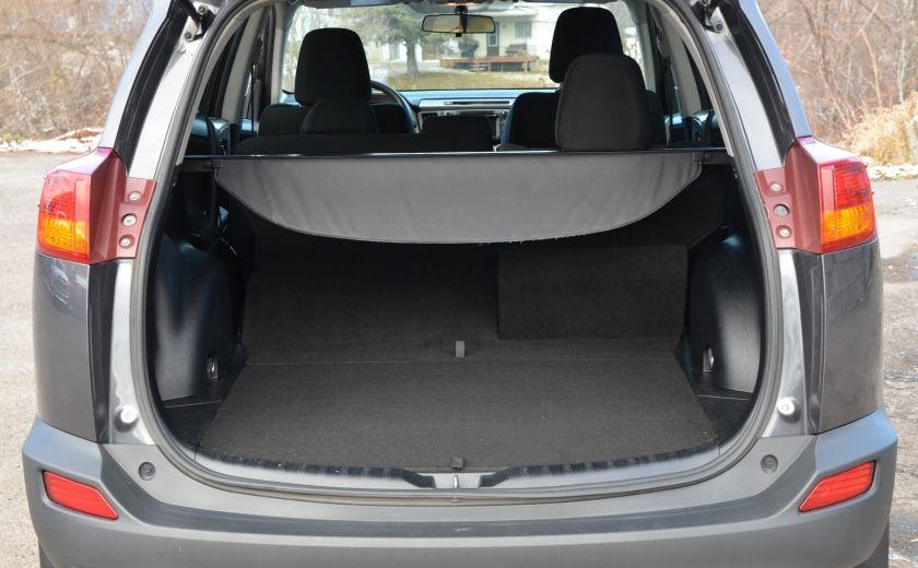 2015 Toyota Rav 4 XLE A/C NAV SIEGES CHAUFFANT TI SAT BLUETOOTH CRUI #41