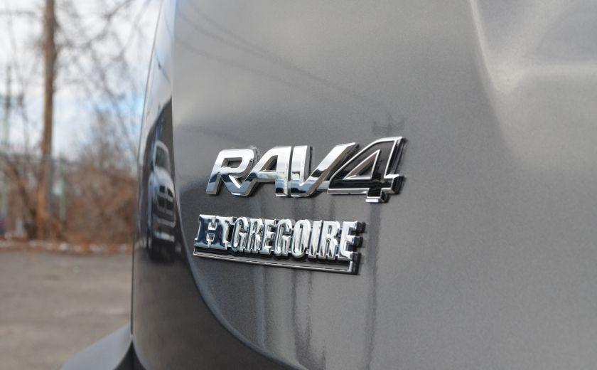 2015 Toyota Rav 4 XLE A/C NAV SIEGES CHAUFFANT TI SAT BLUETOOTH CRUI #43