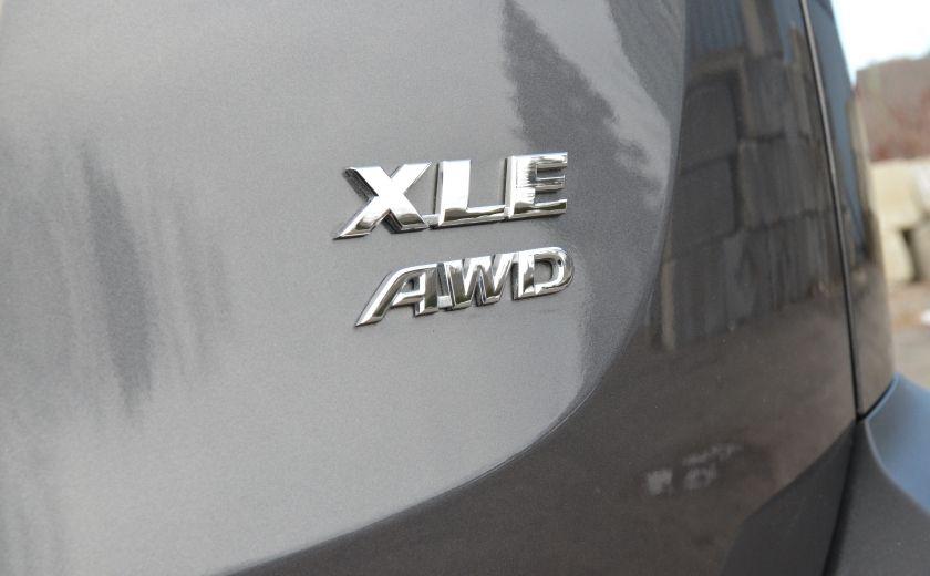 2015 Toyota Rav 4 XLE A/C NAV SIEGES CHAUFFANT TI SAT BLUETOOTH CRUI #44