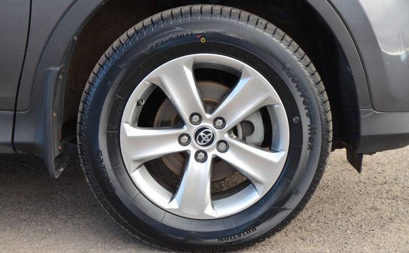 2015 Toyota Rav 4 XLE A/C NAV SIEGES CHAUFFANT TI SAT BLUETOOTH CRUI #46