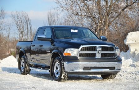 2010 Dodge RAM 1500 ST A/C DEMARREUR  4X4 CABINE CLUB #0