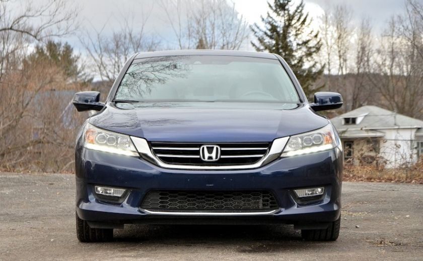 2013 Honda Accord TOURING NAVIGATION CUIR  SIEGES CHAUFFANT PANO #1