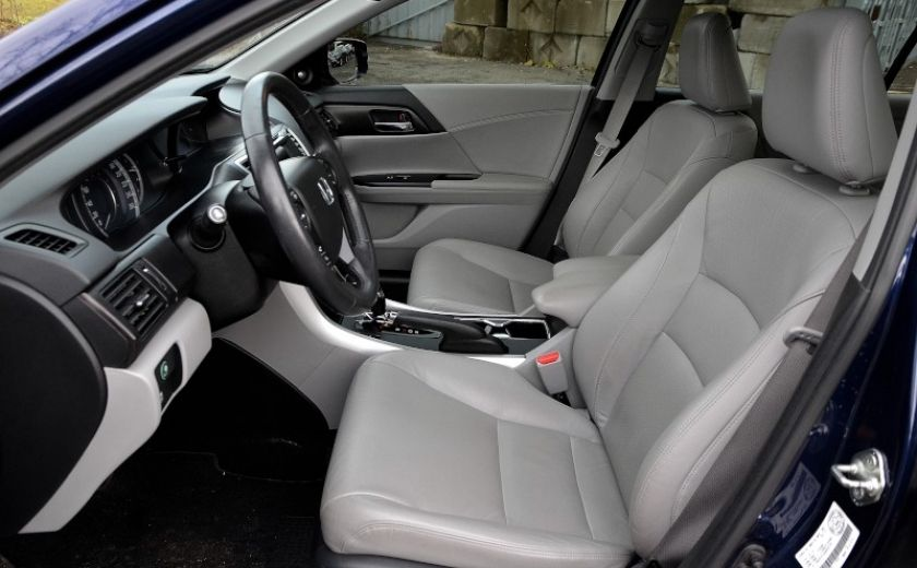 2013 Honda Accord TOURING NAVIGATION CUIR  SIEGES CHAUFFANT PANO #9