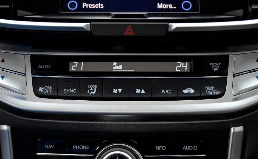2013 Honda Accord TOURING NAVIGATION CUIR  SIEGES CHAUFFANT PANO #20