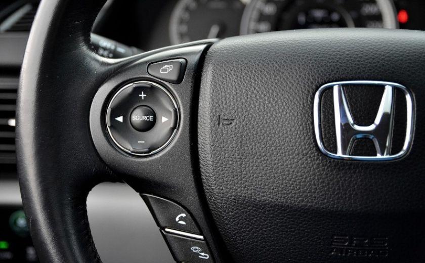 2013 Honda Accord TOURING NAVIGATION CUIR  SIEGES CHAUFFANT PANO #27