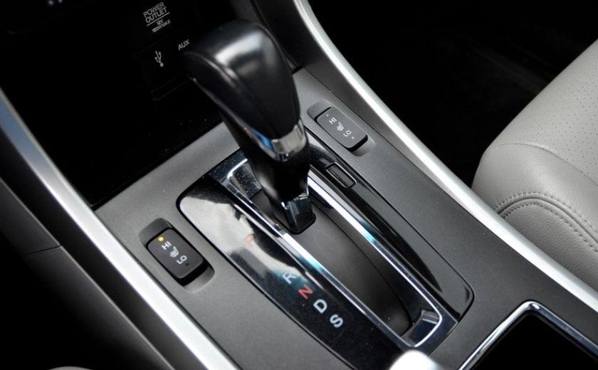 2013 Honda Accord TOURING NAVIGATION CUIR  SIEGES CHAUFFANT PANO #33