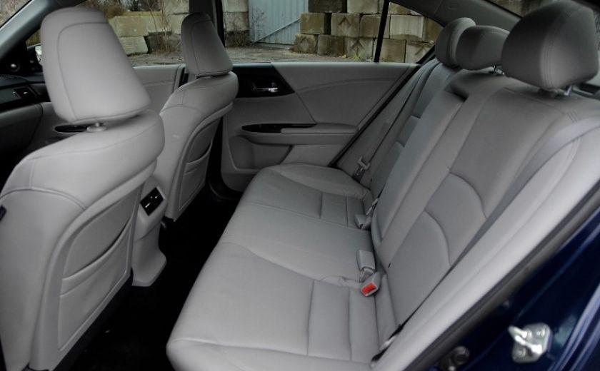 2013 Honda Accord TOURING NAVIGATION CUIR  SIEGES CHAUFFANT PANO #37