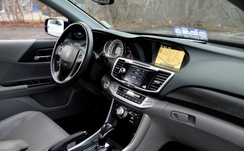 2013 Honda Accord TOURING NAVIGATION CUIR  SIEGES CHAUFFANT PANO #40