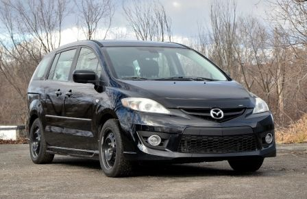 2009 Mazda 5 GS A/C 6 PASSAGERS ABS in Saint-Hyacinthe