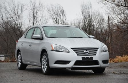 2015 Nissan Sentra 1.8 S CVT A/C CRUISE BLUETOOTH in Drummondville