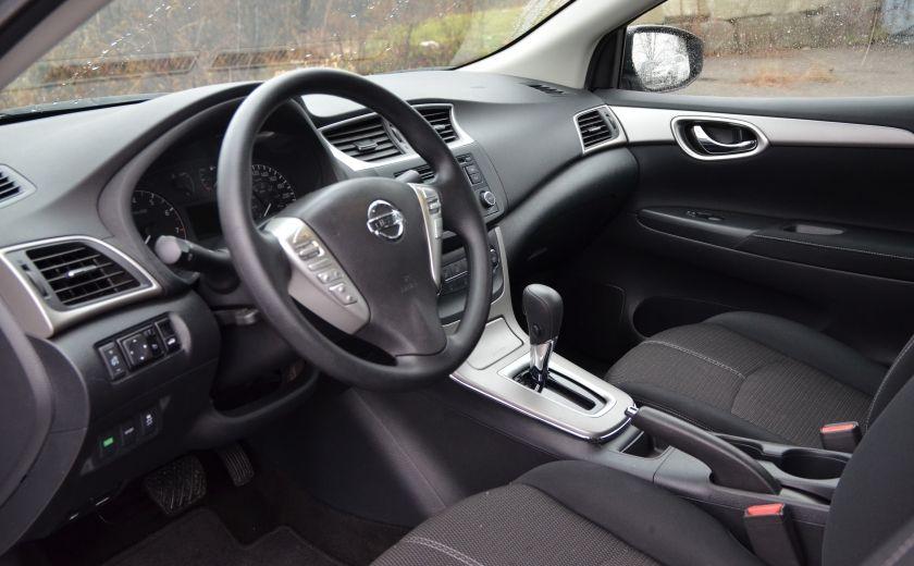 2015 Nissan Sentra 1.8 S CVT A/C CRUISE BLUETOOTH #7