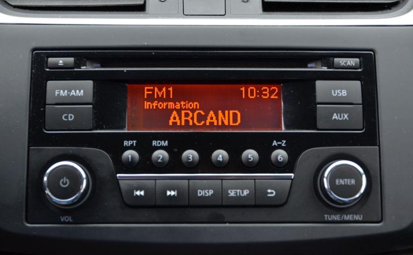 2015 Nissan Sentra 1.8 S CVT A/C CRUISE BLUETOOTH #14