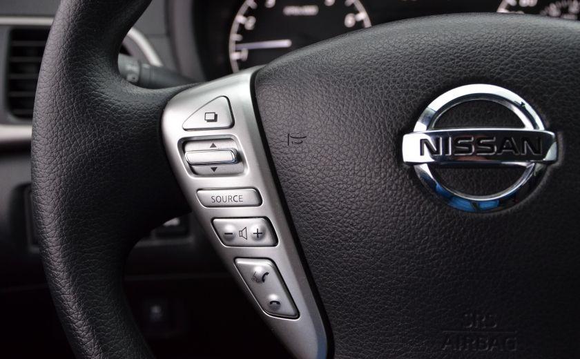 2015 Nissan Sentra 1.8 S CVT A/C CRUISE BLUETOOTH #17