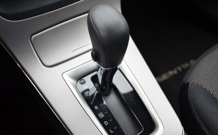 2015 Nissan Sentra 1.8 S CVT A/C CRUISE BLUETOOTH #19