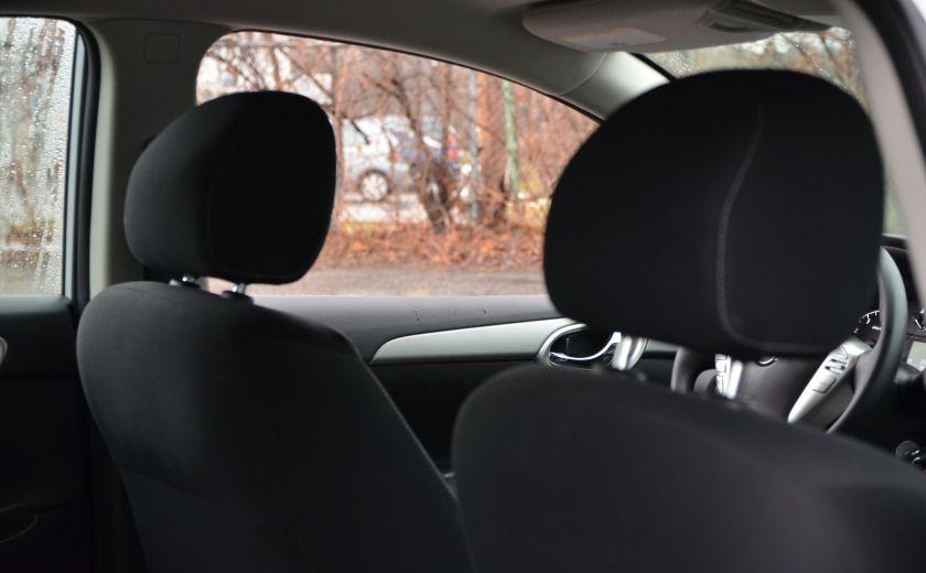 2015 Nissan Sentra 1.8 S CVT A/C CRUISE BLUETOOTH #24