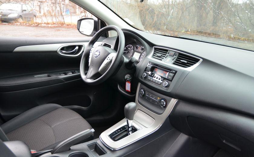 2015 Nissan Sentra 1.8 S CVT A/C CRUISE BLUETOOTH #26