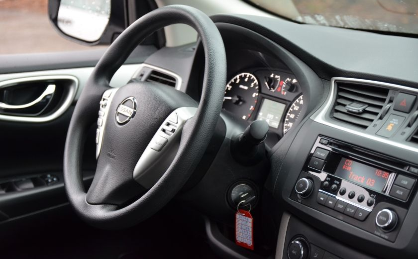 2015 Nissan Sentra 1.8 S CVT A/C CRUISE BLUETOOTH #27