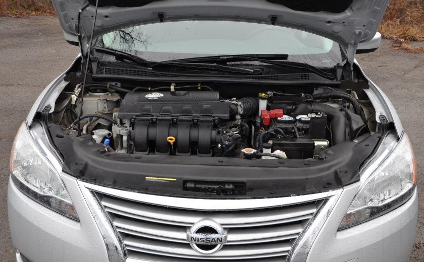 2015 Nissan Sentra 1.8 S CVT A/C CRUISE BLUETOOTH #30