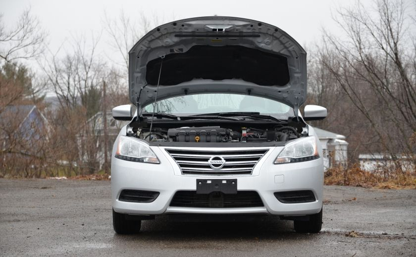2015 Nissan Sentra 1.8 S CVT A/C CRUISE BLUETOOTH #32