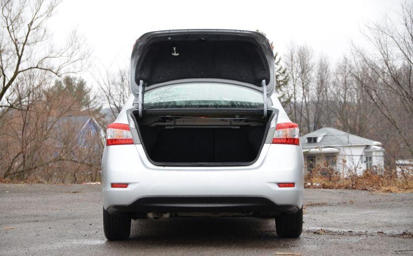 2015 Nissan Sentra 1.8 S CVT A/C CRUISE BLUETOOTH #33