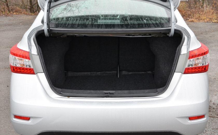 2015 Nissan Sentra 1.8 S CVT A/C CRUISE BLUETOOTH #34