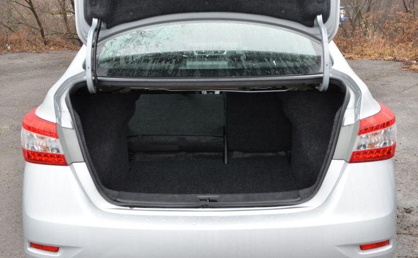 2015 Nissan Sentra 1.8 S CVT A/C CRUISE BLUETOOTH #35