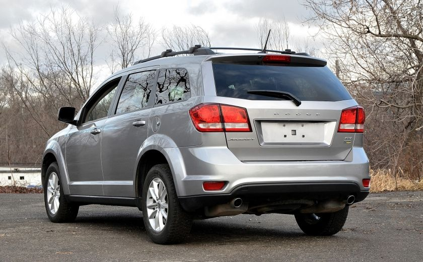 2015 Dodge Journey SXT CRUISE A/C BIZONE ABS VITRES ET PORTES ÉLECTRI #4