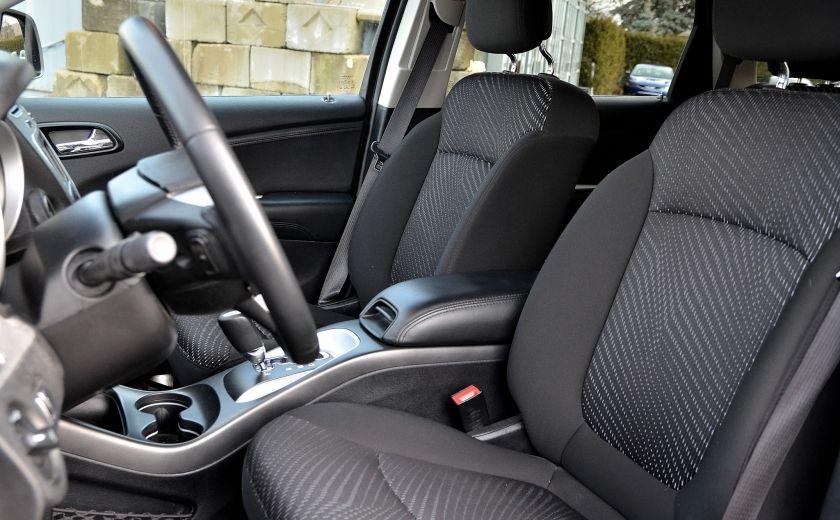 2015 Dodge Journey SXT CRUISE A/C BIZONE ABS VITRES ET PORTES ÉLECTRI #10