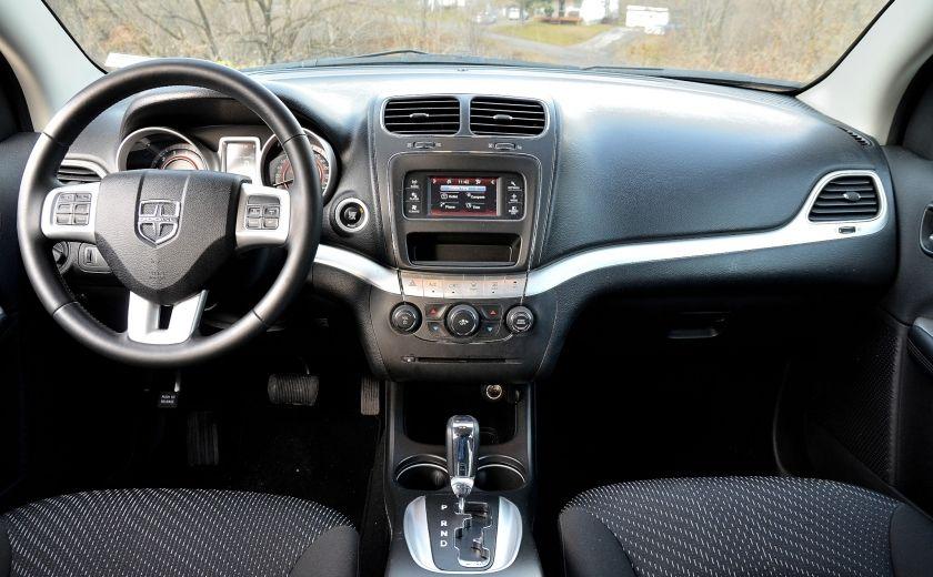 2015 Dodge Journey SXT CRUISE A/C BIZONE ABS VITRES ET PORTES ÉLECTRI #12