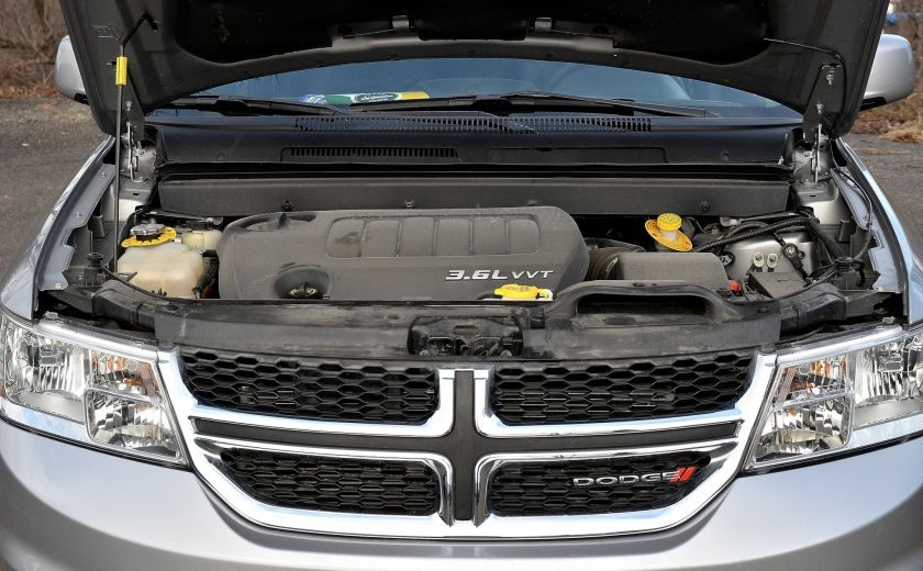 2015 Dodge Journey SXT CRUISE A/C BIZONE ABS VITRES ET PORTES ÉLECTRI #39