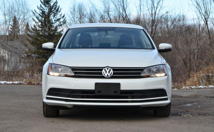 2015 Volkswagen Jetta TRENDLINE 2.0 CRUISE ABS BLUETOOTH A/C #1