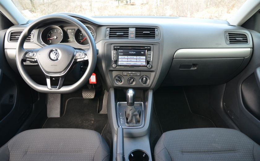 2015 Volkswagen Jetta TRENDLINE 2.0 CRUISE ABS BLUETOOTH A/C #12