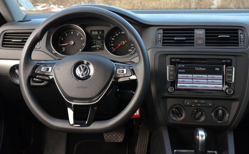 2015 Volkswagen Jetta TRENDLINE 2.0 CRUISE ABS BLUETOOTH A/C #13