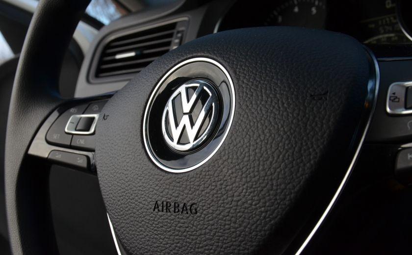 2015 Volkswagen Jetta TRENDLINE 2.0 CRUISE ABS BLUETOOTH A/C #24