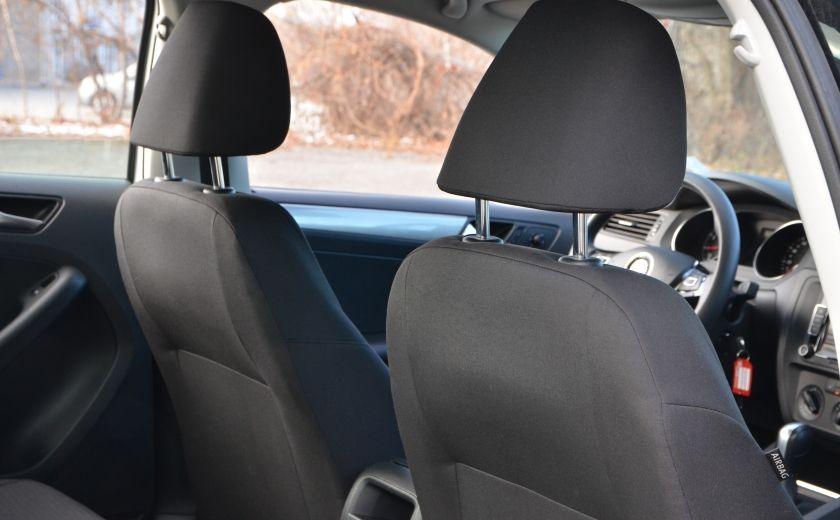 2015 Volkswagen Jetta TRENDLINE 2.0 CRUISE ABS BLUETOOTH A/C #29