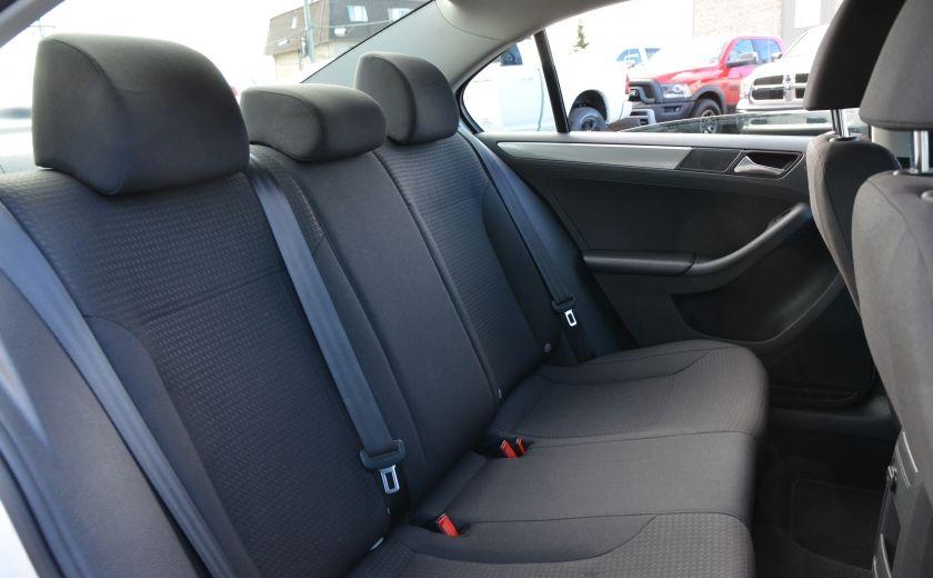 2015 Volkswagen Jetta TRENDLINE 2.0 CRUISE ABS BLUETOOTH A/C #30
