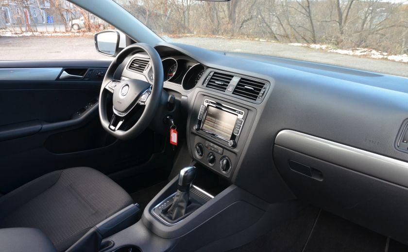 2015 Volkswagen Jetta TRENDLINE 2.0 CRUISE ABS BLUETOOTH A/C #31