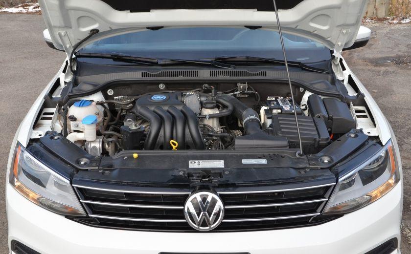 2015 Volkswagen Jetta TRENDLINE 2.0 CRUISE ABS BLUETOOTH A/C #35