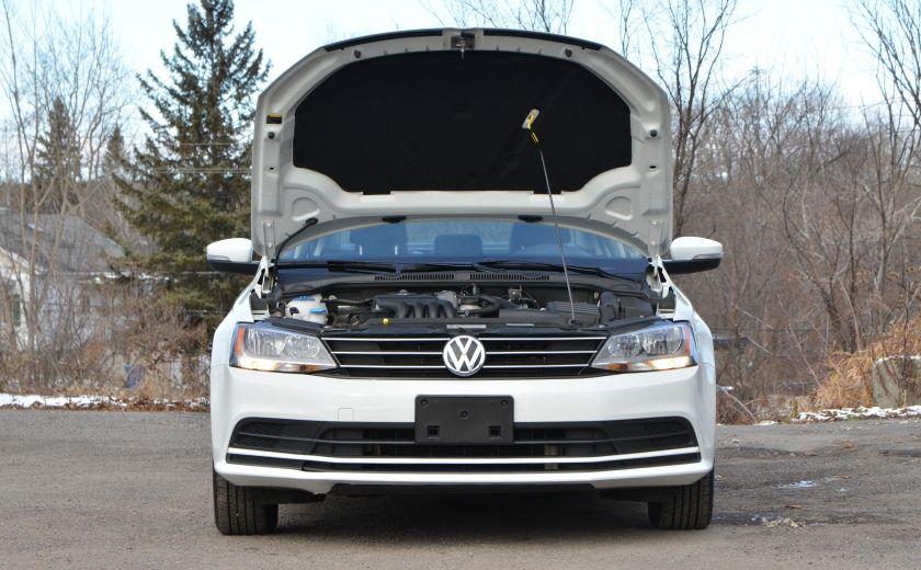 2015 Volkswagen Jetta TRENDLINE 2.0 CRUISE ABS BLUETOOTH A/C #37